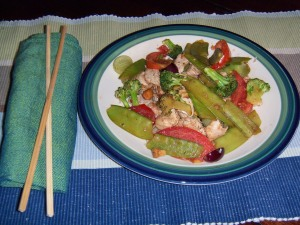 Produce Geek's picks transformed into a stir-fry